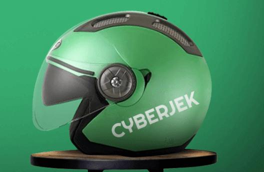Cara daftar cyberjek driver