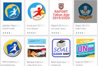 Aplikasi Raport k13 SD SMP SMA Terbaru Gratis