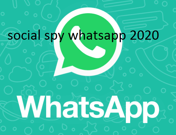 Sosial Spy Whatsapp