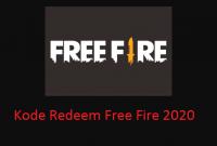 kode redeem free fire 2020