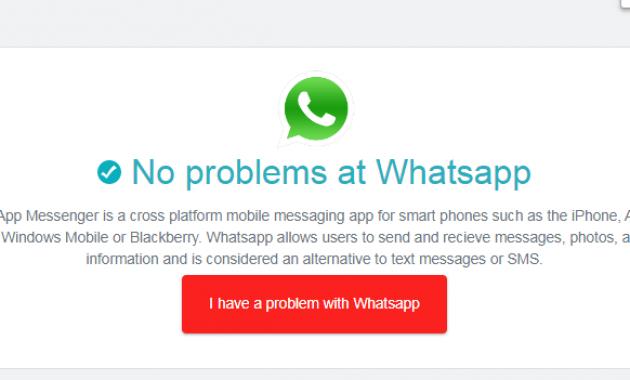 Detector Whatsapp
