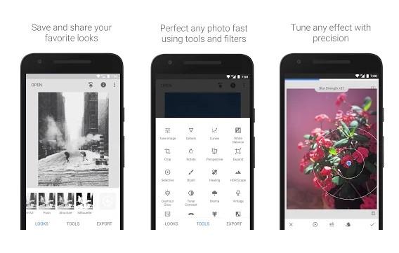 Aplikasi Filter Wajah, Editor Foto, Kolase Foto - Picplus