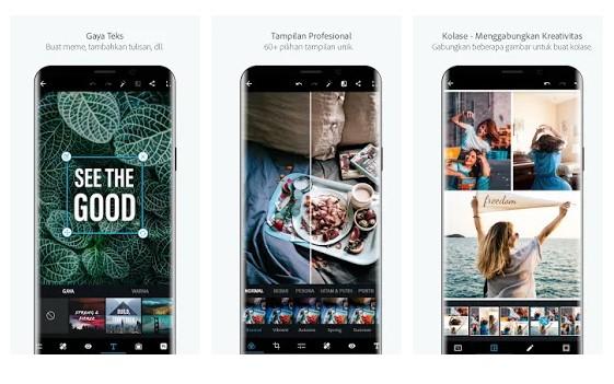 Aplikasi Foto Blender - Aplikasi Edit Foto