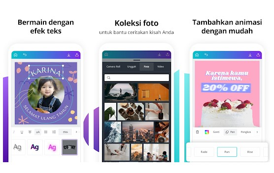 Aplikasi Kebaya Kartini Photo Editor